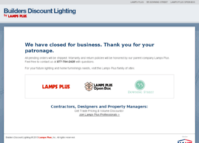 buildersdiscountlighting.com