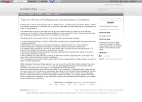buildersinfo.wikidot.com