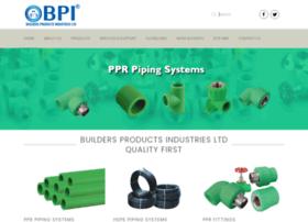buildersproductsindustries.com