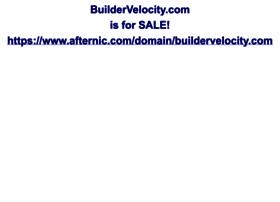 buildervelocity.com