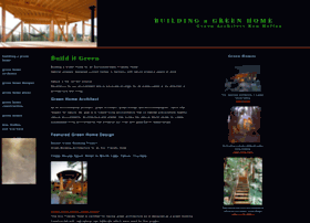building-a-green-home.com