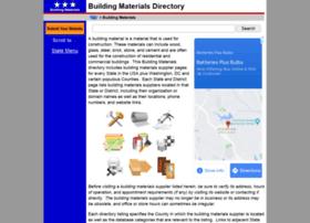 building-materials.regionaldirectory.us
