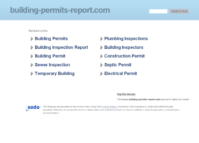 building-permits-report.com