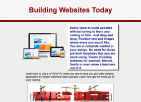 building-websites-today.com