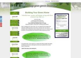building-your-green-home.com
