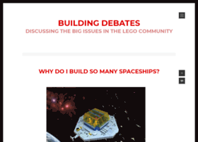 buildingdebates.wordpress.com