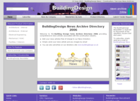 buildingdesign-news2006.co.uk
