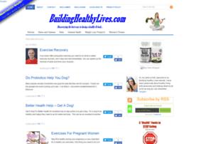 buildinghealthylives.com