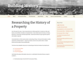 buildinghistory.ca