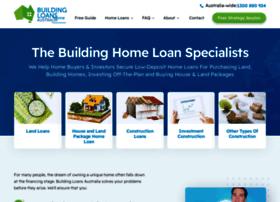 buildingloansaustralia.com.au
