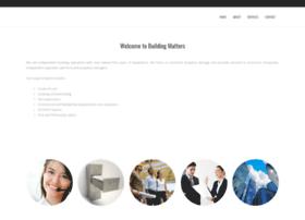 buildingmatters.ca