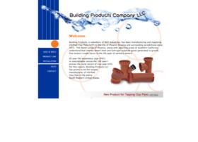 buildingproductscompany.com