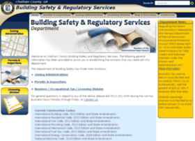 buildingsafety.chathamcounty.org