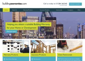 buildingwarranties.com