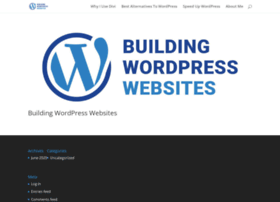 buildingwordpresswebsites.com