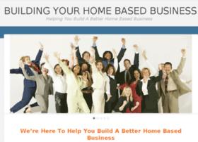 buildingyourhomebasedbusiness.com