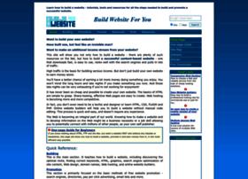 buildwebsite4u.com