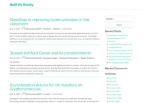 builtbybobby.com