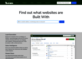 builtwith.com