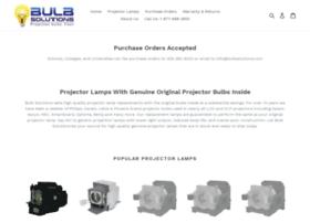 bulbsolutions.com