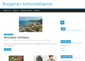 bulgarianactivistalliance.org