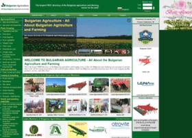 bulgarianagriculture.com