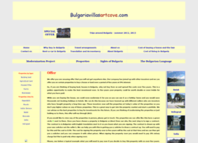bulgariavillasartcove.com
