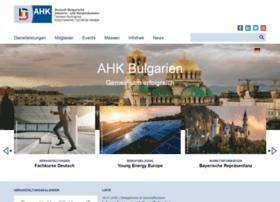 bulgarien.ahk.de