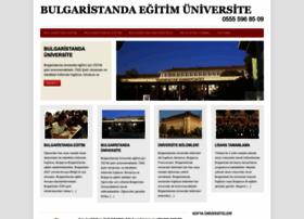 bulgaristandaegitimuniversite.com