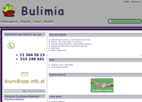 bulimia.info.pl