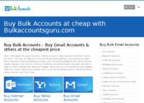 bulkaccounts.net
