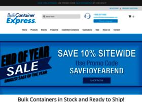 bulkcontainerexpress.com