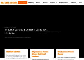 bulkemaildatabase.com