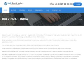 bulkemailindia.com