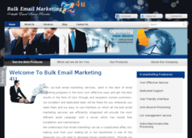 bulkemailmarketing4u.com