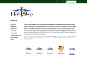 bulkherbshop.com