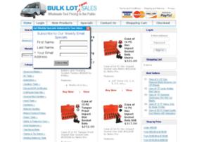 bulklotsales.com