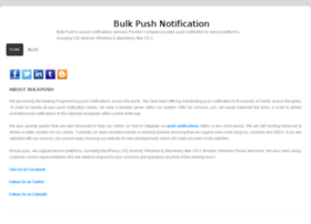 bulkpushnotification.webs.com
