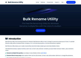 bulkrenameutility.co.uk