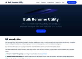 bulkrenameutility.co.uk