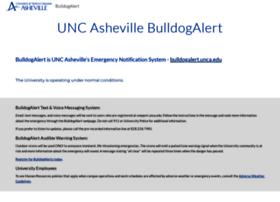 bulldogalert.unca.edu
