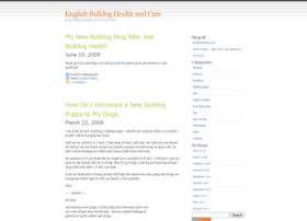 bulldoghealth.wordpress.com