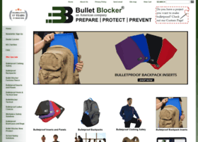 bulletblocker.com