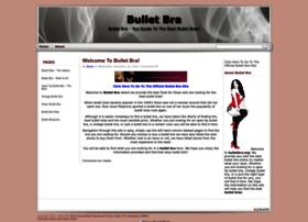 bulletbra.org