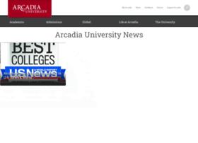 bulletin.arcadia.edu