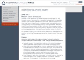 bulletin.mines.edu