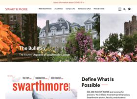 bulletin.swarthmore.edu