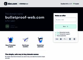 bulletproof-web.com