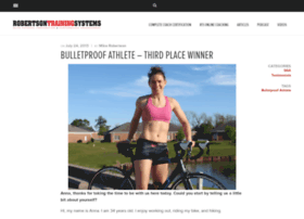 bulletproofathlete.com