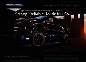 bulletproofsuspension.net